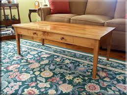 shaker end table plans shaker coffee table