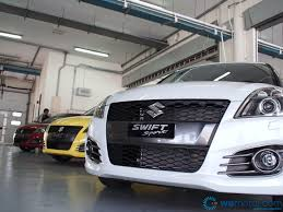 2013 suzuki swift sport launched manual and cvt available