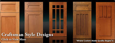 craftsman and arts u0026 craft style cabinet doors walzcraftwalzcraft