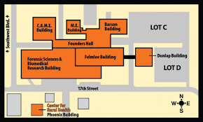 Okstate Campus Map Osu Center For Health Sciences Graduate College