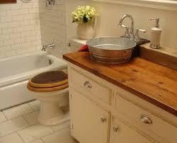 cool craftsman style bathroom floor tile on luxury home interior