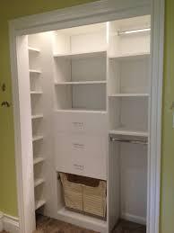 Closets Custom Reach In Closets Long Island Closet Design Ny