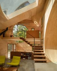 steven holl completes ex of in house after two years