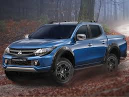 mitsubishi l200 the limited edition mitsubishi l200 barbarian svp is here group