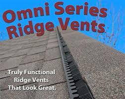 attic ventilation ridge solar vent installation orange park