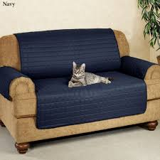 Covers For Couches Navy Blue Sofa Slipcover Best Home Furniture Decoration