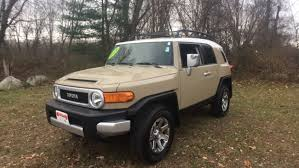 2014 Toyota Fj Cruiser Interior Used 2014 Toyota Fj Cruiser For Sale Near Keene Nh Jtebu4bf3ek186730