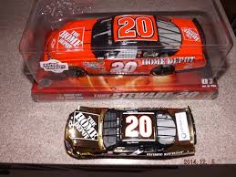 home depot 2016 black friday dale two tony stewart diecast cars home depot raced version ebay