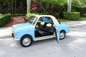 autobianchi 1960 autobianchi bianchina trasformabile