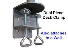 d1360a pole mount lcd monitor bracket