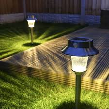 lawn lights led light stakes walmart landscape light stakes lawn