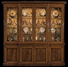 Antique Breakfront China Cabinet by Walnut China Cabinet American Made Furniture And Furnishings