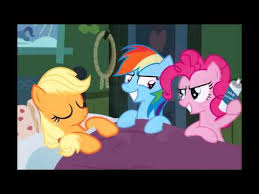 Pinkie Pie And Rainbow Dash Cleaning Up And Sweet Dreams Pinkie Pie And Rainbow Dash Comic Dubs