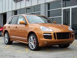 2008 Porsche Cayenne Gts - 2008 nordic gold metallic porsche cayenne gts 172013 photo 3