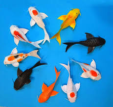 Make Lunar New Year Decorations by Fold Some Fun Into This Chinese New Year Decoration With Koi Fish
