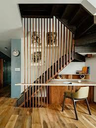 bureau sous escalier aménagement sous escalier propositions originales