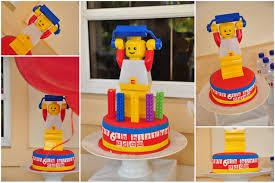 lego party theme inspiration cake ideas miscellaneous nerd
