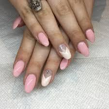 soft pink nail art nails gallery