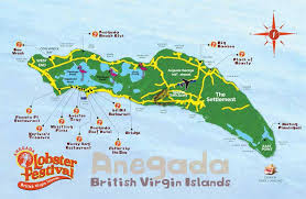 map of the bvi anegada map anegada bvi