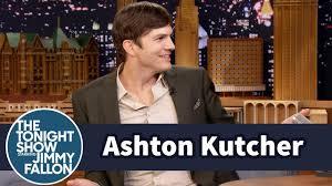 Ashton Kutcher Burn Meme - ashton kutcher can t stop singing moana youtube