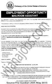 Deli Clerk Job Description Mailroom Assistant Cover Letter