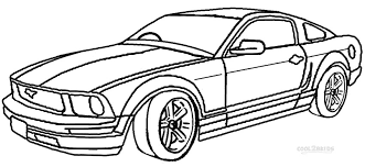 free coloring pages of mustang cars koenigsegg drawing at getdrawings com free for personal use