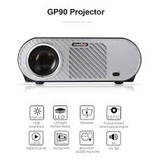 vivibright gp90 lcd projector 3200 lumens us plug 145 99 online