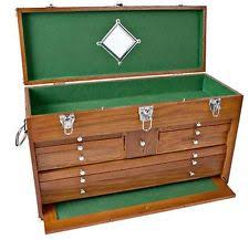 wood tool box ebay