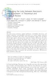 contemporary resume fonts for 2017 narcissist untangling the links between narcissism and self esteem a