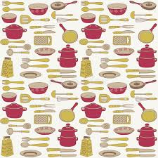 illustration cuisine illustration of kitchen wares and utensils stock illustration