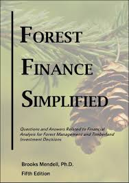 forest finance simplified 5th edition brooks c mendell