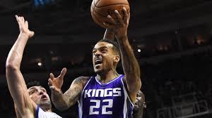 Matt Barnes Matt Barnes Of Sacramento Kings Demarcus Cousins Must U0027try To