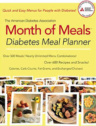 meal planning american diabetes association