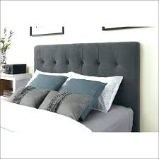 Grey Tufted Headboard Grey Size Headboard Artcercedilla