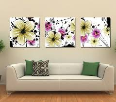 Home Decor Wall Art Ideas Painting Canvas Wall Art Picture Home Decoration Living Room