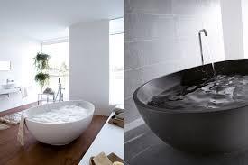 inspired by an egg s shape vov bathtub by mastella
