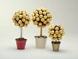 How To Make A Candy Bouquet How To Make A Sweet Tree Instructions Sweet Candy Trees