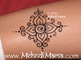 the gallery for easy henna designs for beginners ankle
