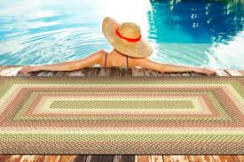 Palm Tree Outdoor Rug Outdoor Rugs To Outlast The Elements The Many Possibilities Of