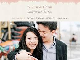 find someone s wedding registry free wedding websites best wedding websites