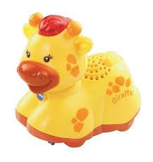 amazon com vtech go go smart animals giraffe toys u0026 games