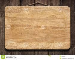 wood sign hanging on old wall stock photo image 53155480
