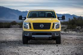 nissan titan xd platinum 2016 nissan titan xd crew cab with 5 6l gas v 8 priced from