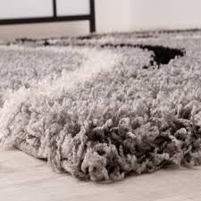tappeto a pelo lungo tappeto shaggy a pelo alto a pelo lungo decorato nei colori