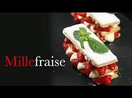 hervé cuisine fraisier tarte aux fraises millefeuille millefraise avec hervé cuisine