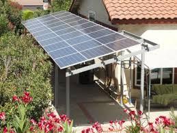 Backyard Wind Power Solar Panel Shade Structure Garden Ideas Pinterest Shade