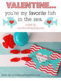 fish valentines 21 free printable valentines on the crafting the crafting
