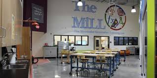 Interior Design Schools In Nj by First Makerbot Innovation Center At A High In Mount Olive