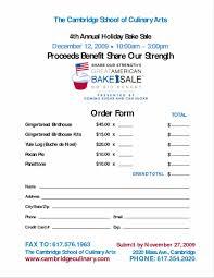 Fundraiser Order Form Template Excel Template For Fundraiser Agreement Format Lending Fundraising