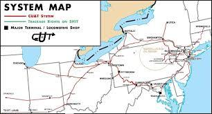 Toledo Map System Map Cumberland Utica U0026 Toledo Railroad Company Cu U0026t